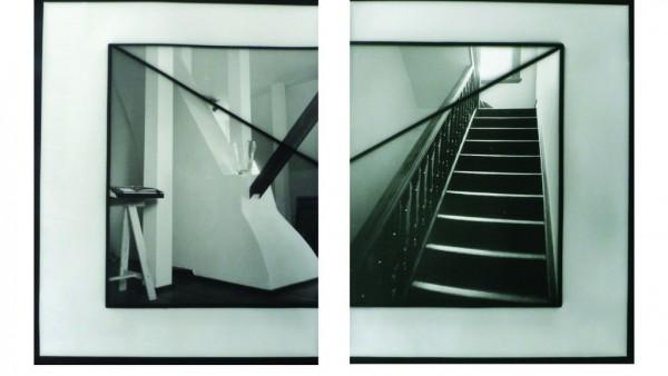 Benjamin Lichtenstein, Catch Part 1 & 2, 45 x 35cm, 2012. From 'Cereal Dust' at Neospace