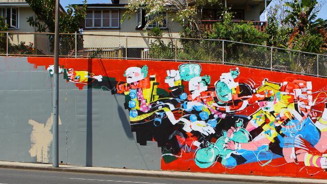 Lister, Brisbane. Image credit: Jack Tran/ Courier-Mail